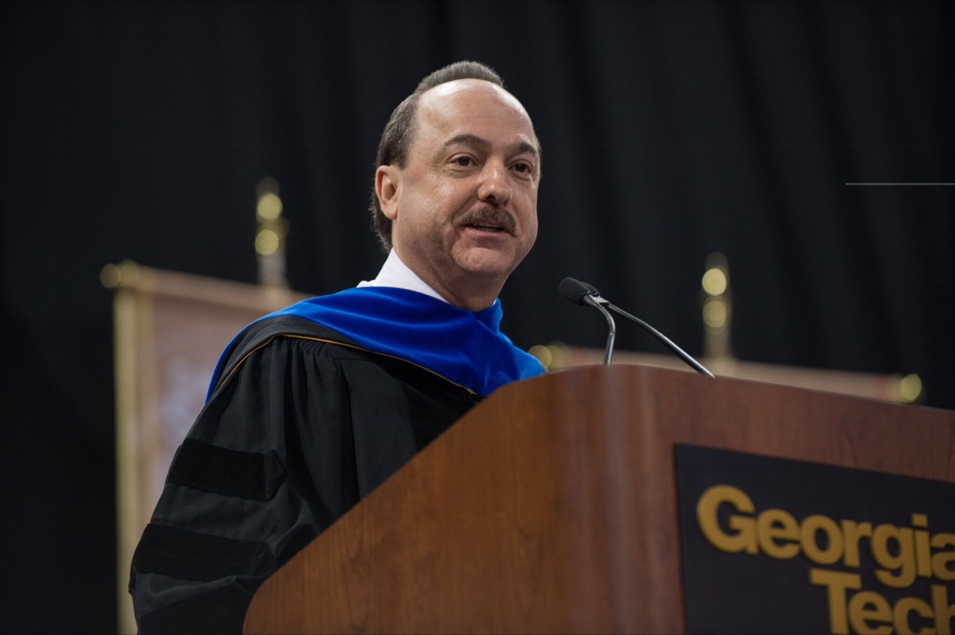 GA Tech Commencement Speech Ralph Da La Vega