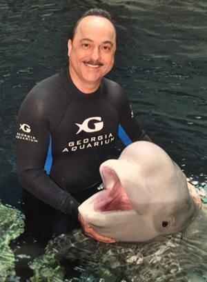 Georgia Aquarium Ralph de la Vega