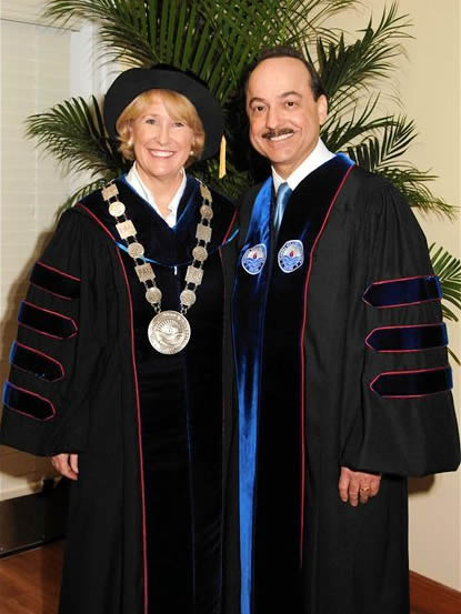 Honoris Causa Florida Atlantic University