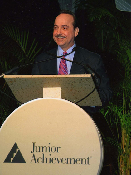 Junior Achievement Ralph de la Vega