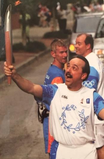Ralph de la Vega 1996 Olypmics