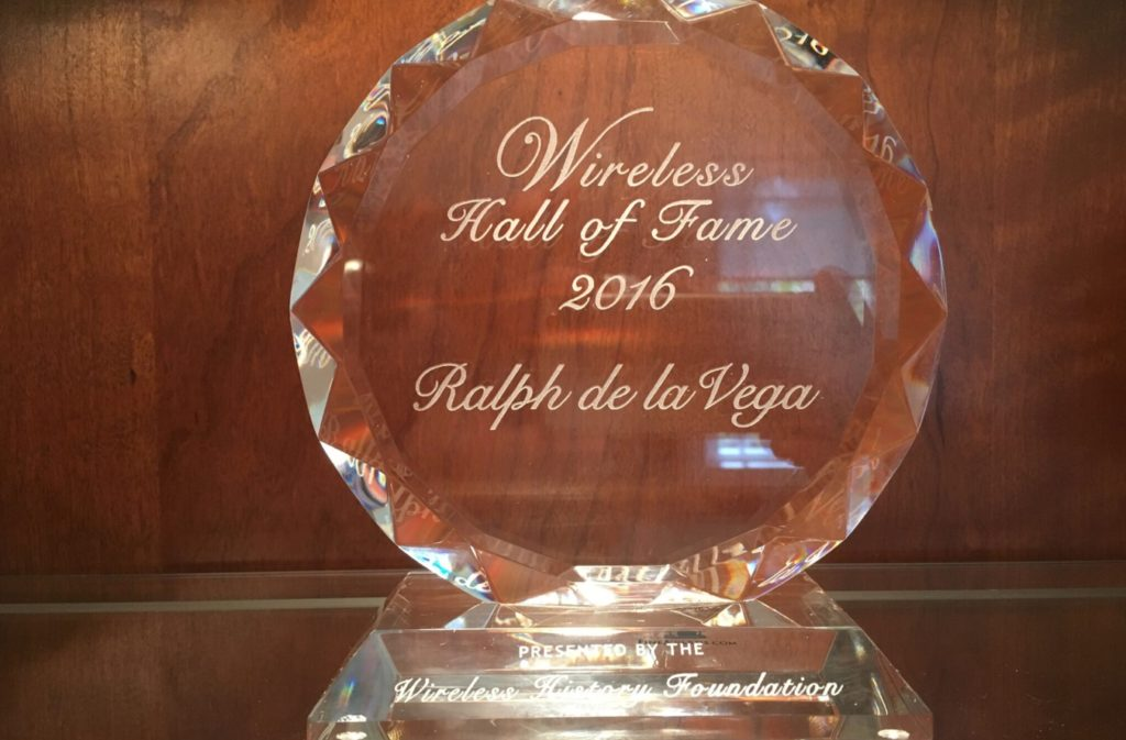2016 Wireless Hall Of Fame