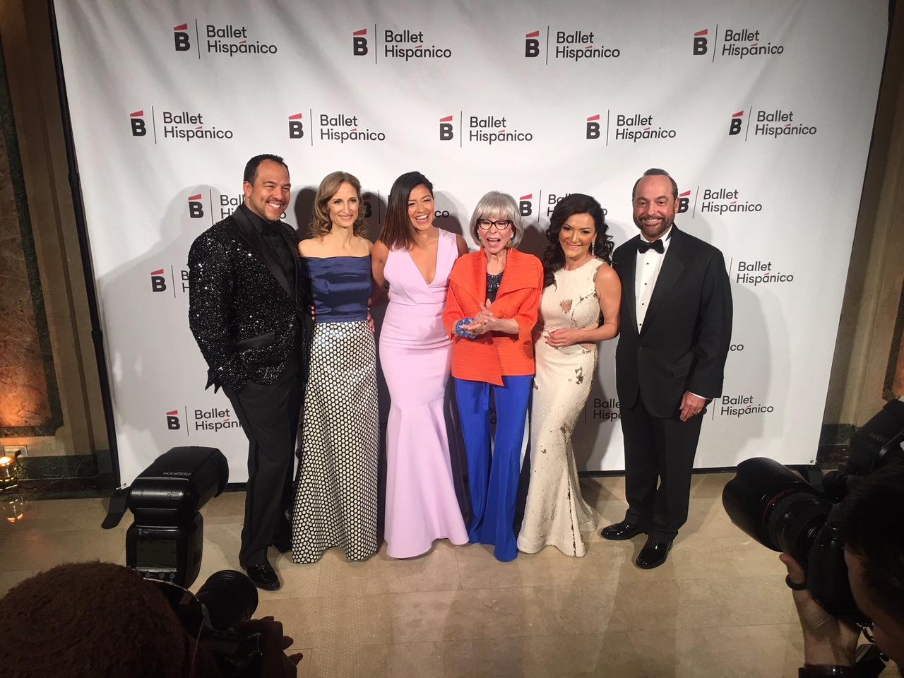 Ralph to Present Award at Ballet Hispánico Carnaval Gala