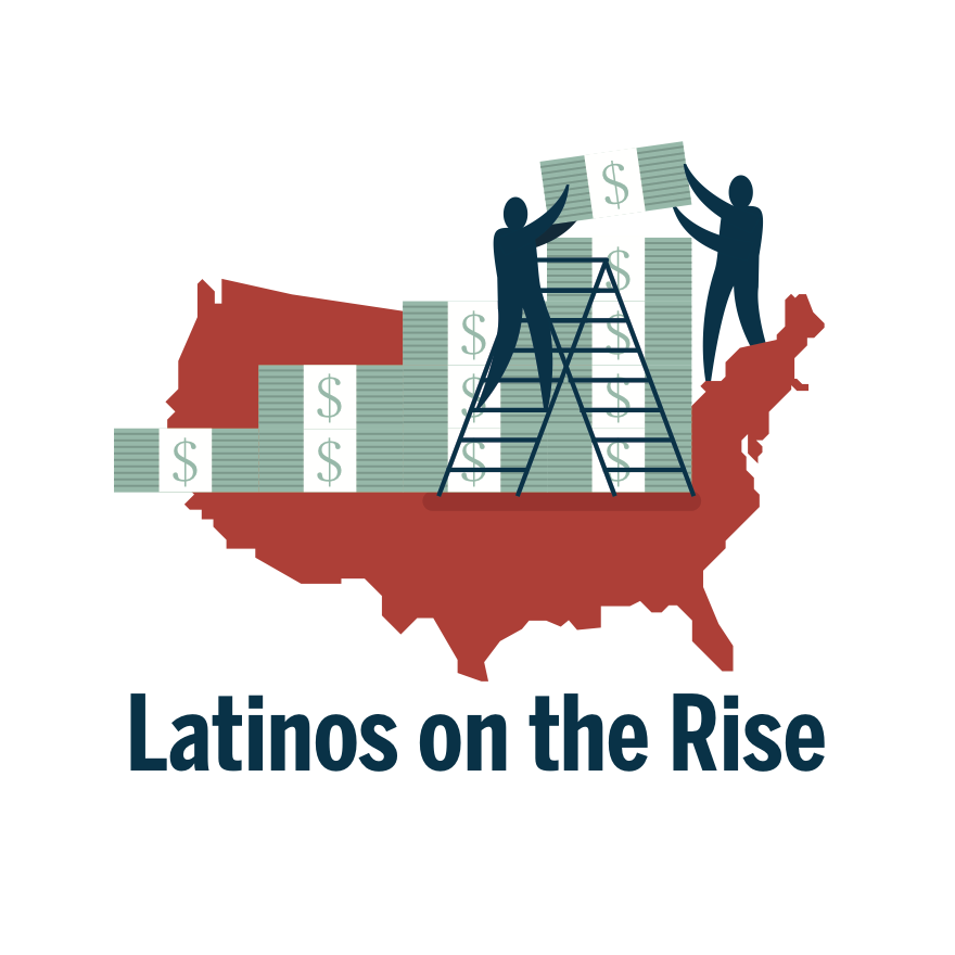 Latinos On The Rise