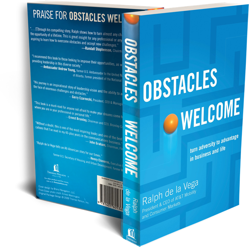 Obstacles Welcome Cover