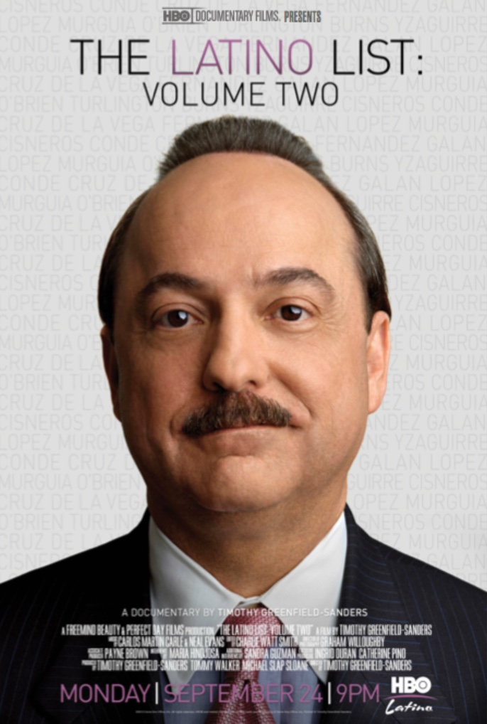 The Latino List Ralph De La Vega