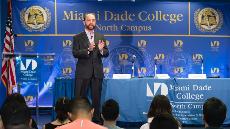 The American Dream is Still Alive at Miami Dade College