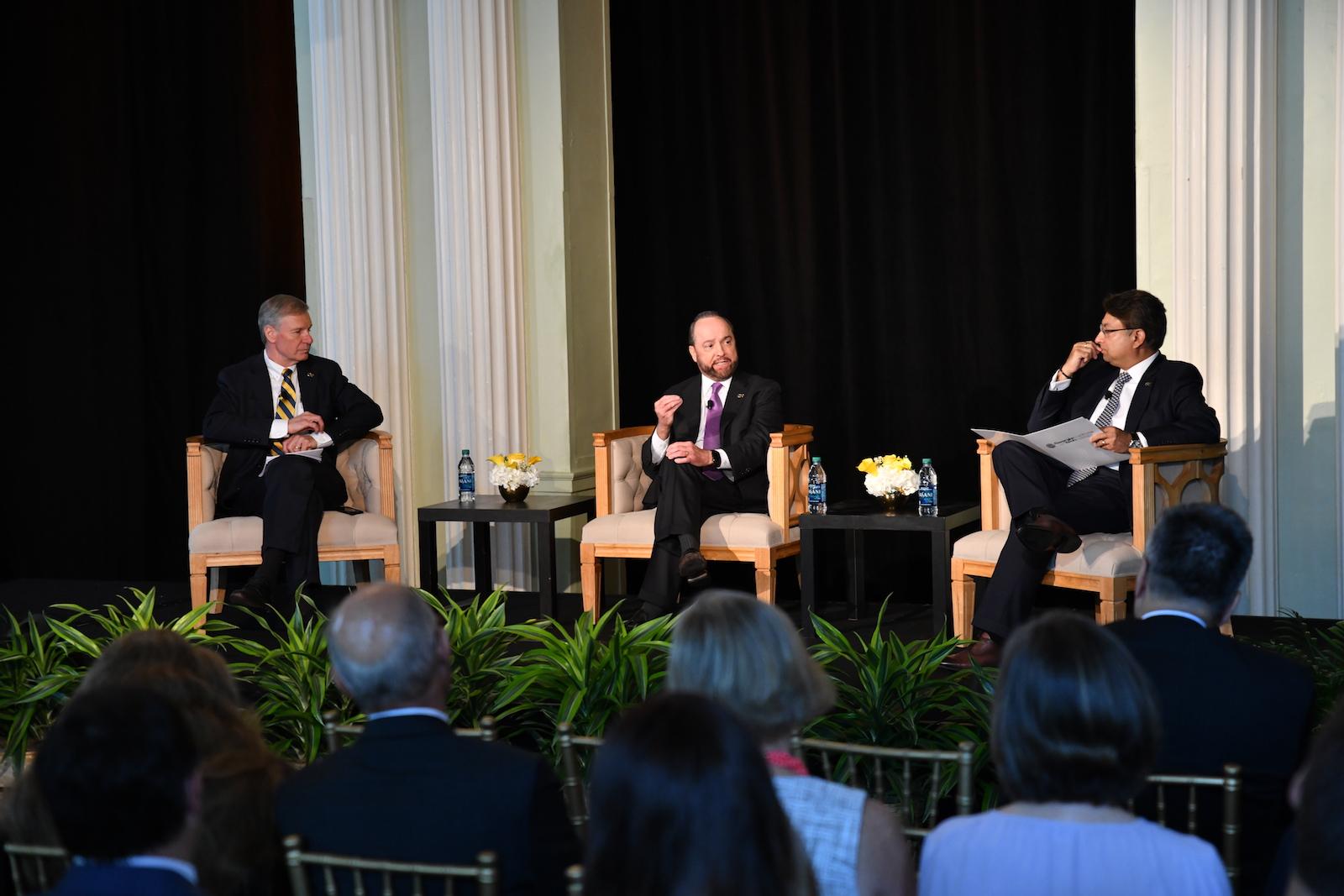 Forum Addresses Tech's Role in Economic Development